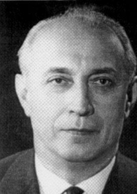Picture of academician Tatomir P. Andjelic