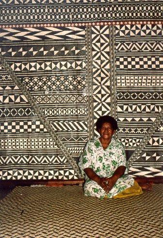 which fijian god created fiji
