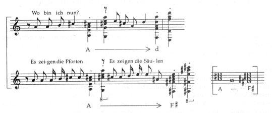 The Sprecher Scene Of The Magic Flute